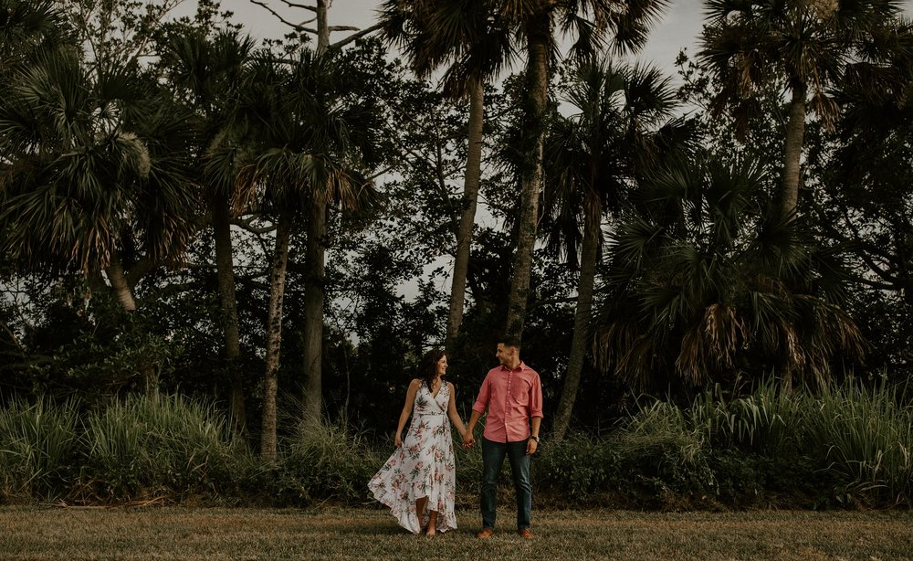 Vero Beach Florida-Engagement Session-Michelle and Jeff-2.jpg