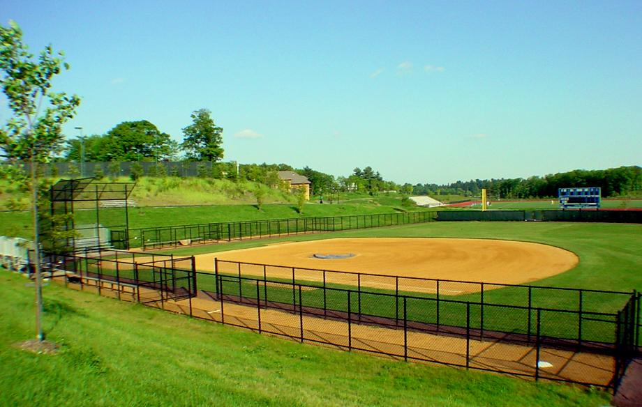 Landscape master plan including ecological restoration and athletic complex expansion