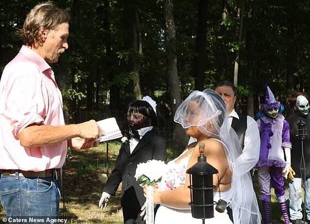 Vinita, OK Woman Marries Childhood Zombie Doll