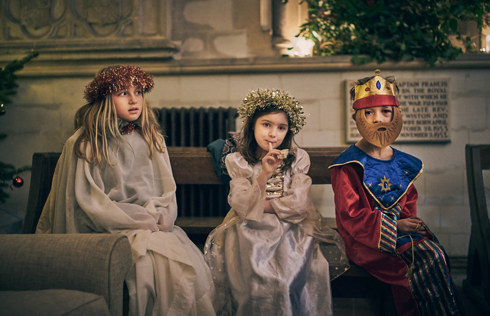 Children, Christmas pantomime