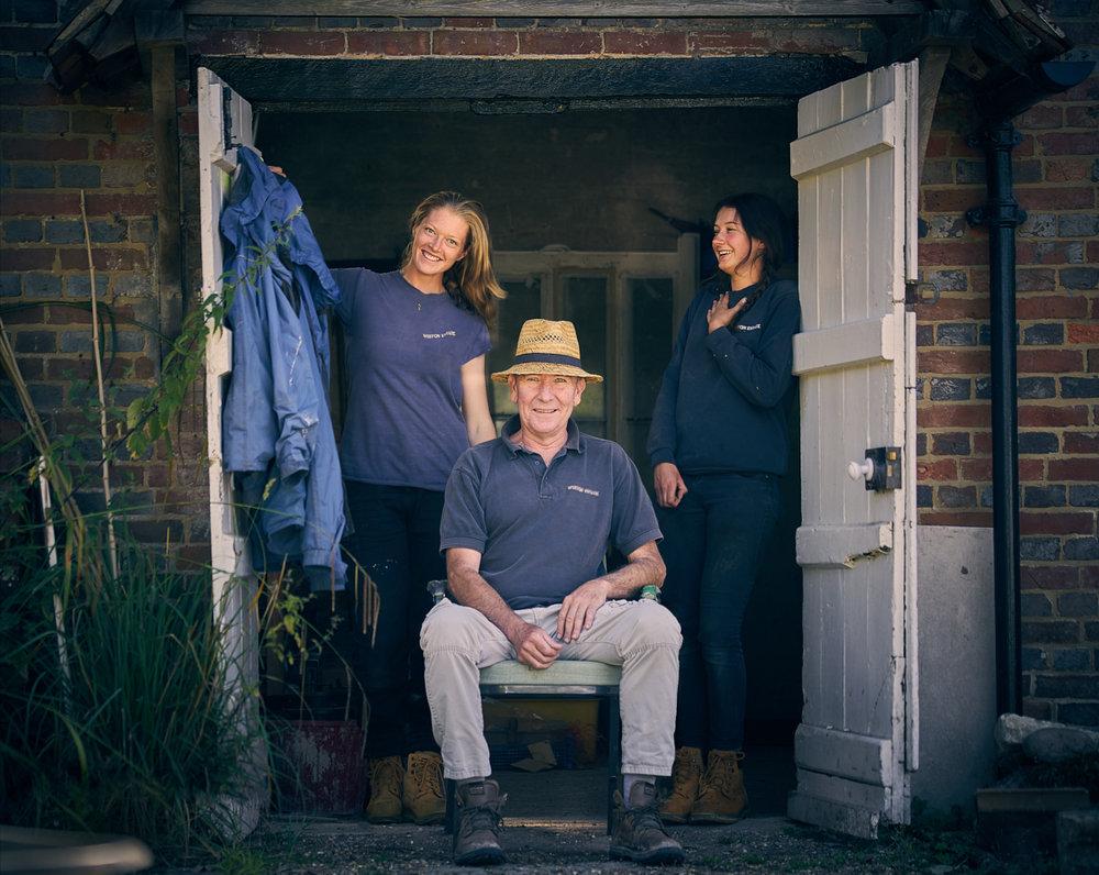 Gardeners, Wiston