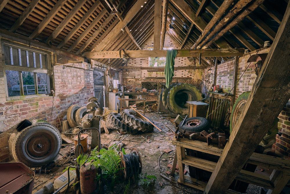 Great Barn Farm