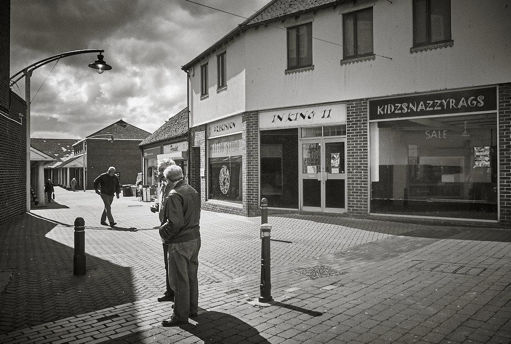 Newhaven Pedestrian Precinct