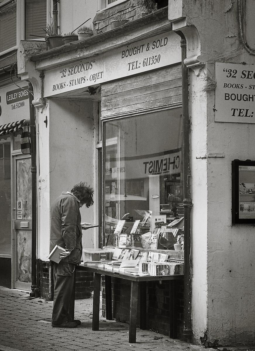 Newhaven bookshop