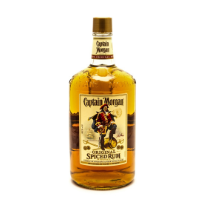 Captain Morgan 1.75Lw/ $4 Mail-in rebate - $19.99