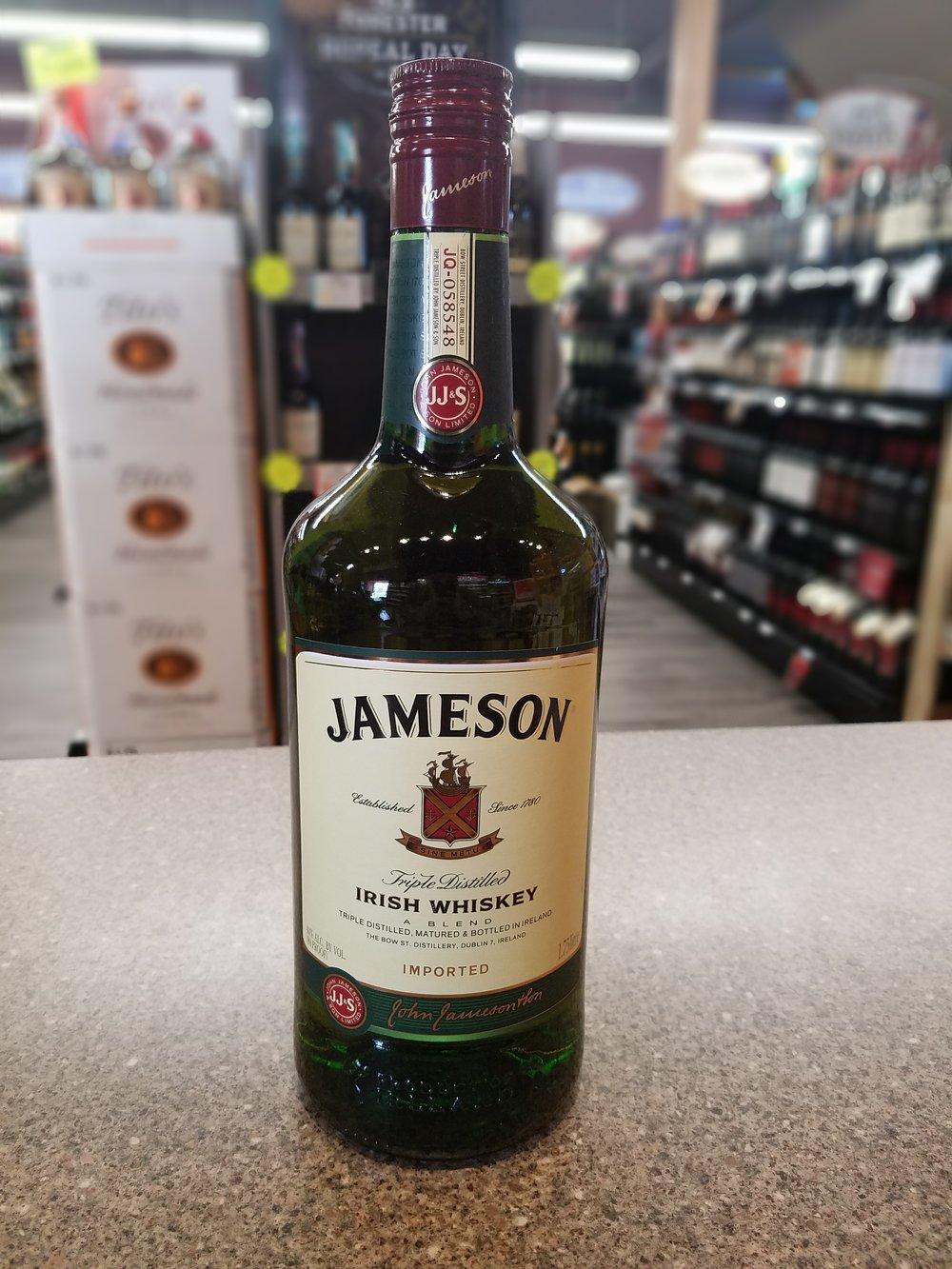 Jameson 1.75L - $40.99