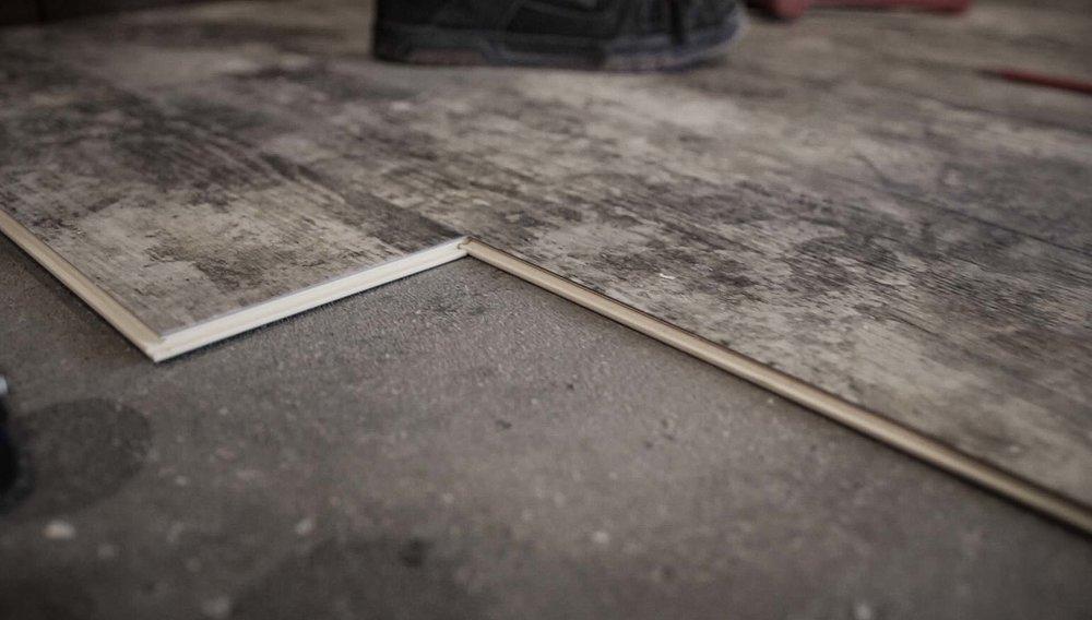 Gastons Floor Covering Installation 09