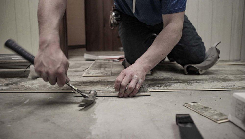 Gastons Floor Covering Installation 01