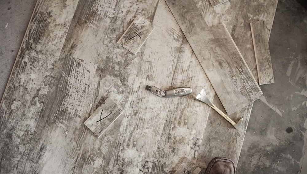 Gastons Floor Covering Installation 10
