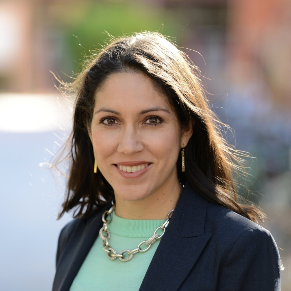 Maria Anguiano : Senior Vice President of Strategy, Arizona State University; UC Board of Regents