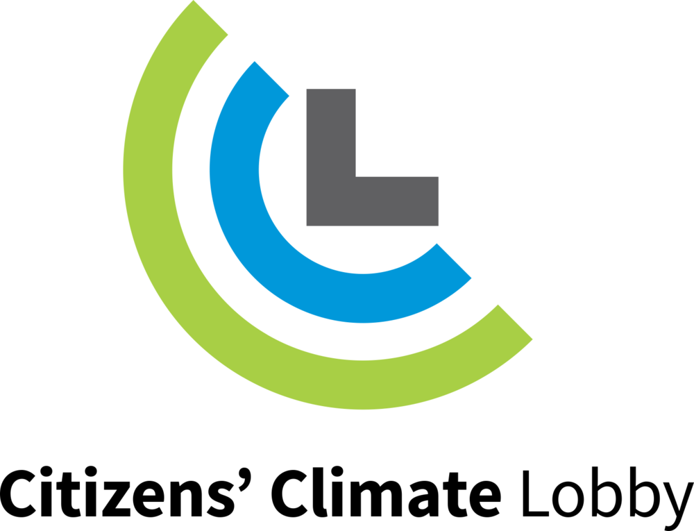 Citizens' Climate Lobby - Citizens' Climate Lobby is an international grassroots environmental group that trains and supports volunteers to build relationships with their elected representatives in order to influence climate policy (speficifally their Carbon Fee and Dividend Proposal).