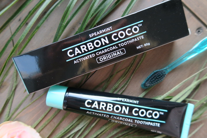 Activated Charcoal Toothpaste - Unlike most tooth pastes, Carbon Coco offers a fresh formula without fluorite but instead their signature organic activated charcoal. Don't be alarmed by the color, after brushing for 3 minutes you will notice this product begin to foam and turn white. (no you don't have rabies - THIS MEANS IT'S WORKING!) The product is meant to be used right after polishing with CC Tooth Polish and can immediately be used to replace your current toothpaste.