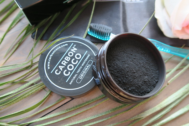 Activated Charcoal Tooth Polish - This finely milled organic coconut charcoal is perfect for those who have sensitive teeth- like myself. I've used many whitening formulas from drug store to oral health-care recommendations and this has been the easiest and most pain free option yet. IT'S AS SIMPLE AS BRUSHING YOUR TEETH! To activate the polish, wet your CC tooth brush and gently dip into the mix. Continue to brush for 2-3 minutes and rinse. You will see an immediate difference, but it is recommended to continue this process for 7-14 days to see full results.
