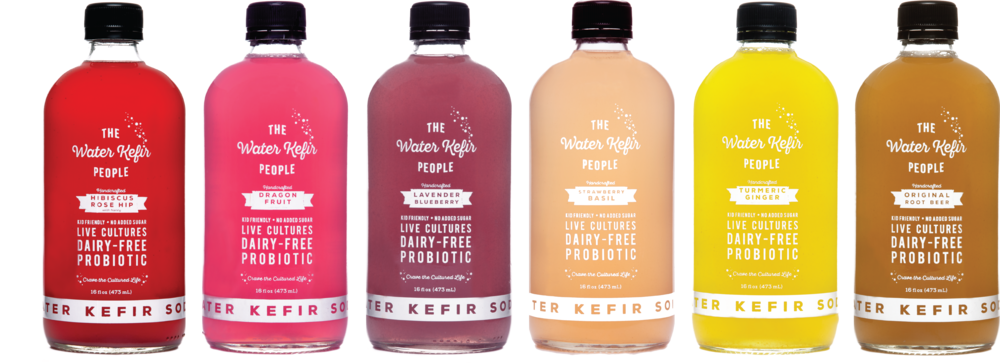 the water kefir people crave the cultured life