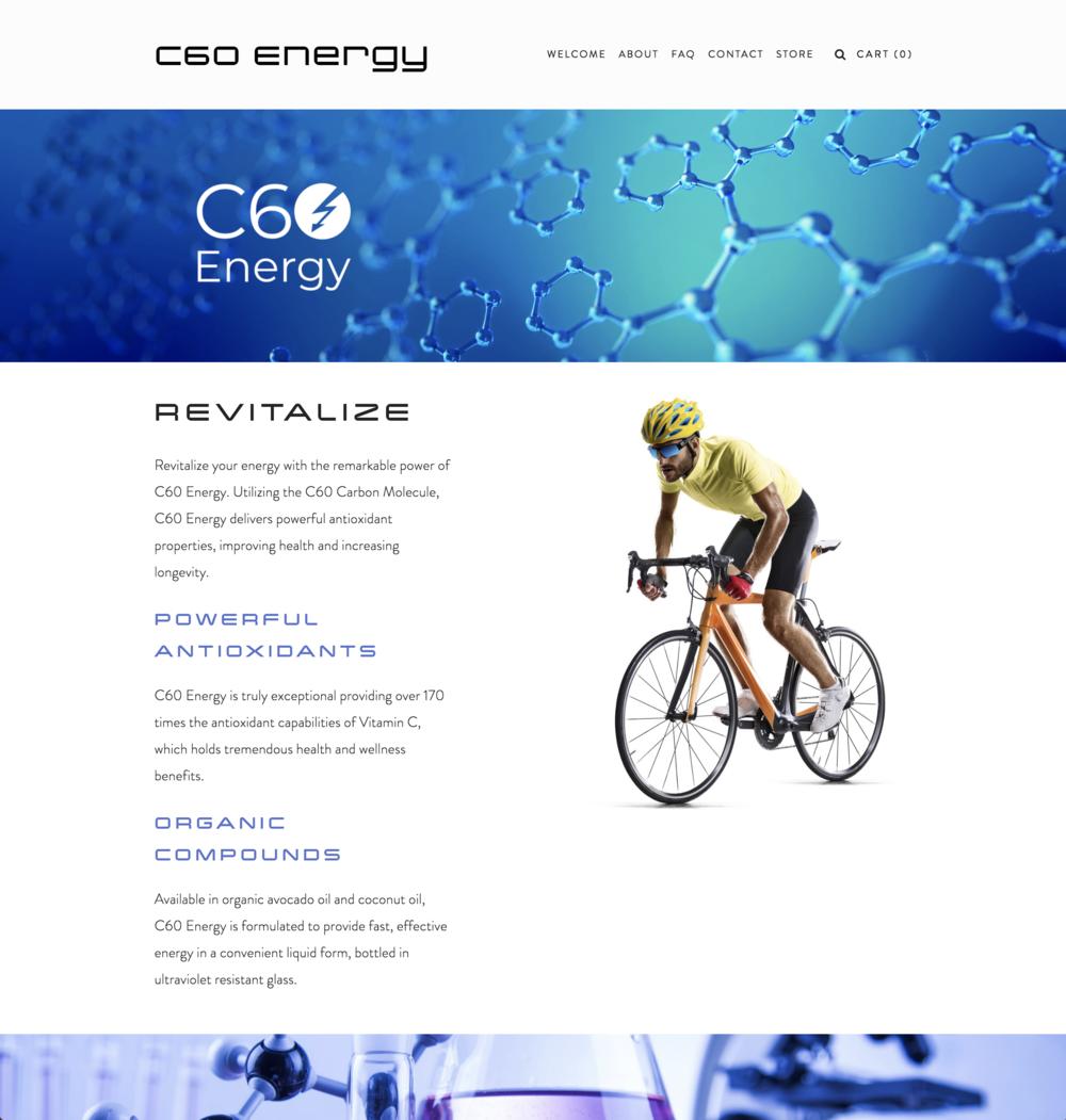 C60 Energy