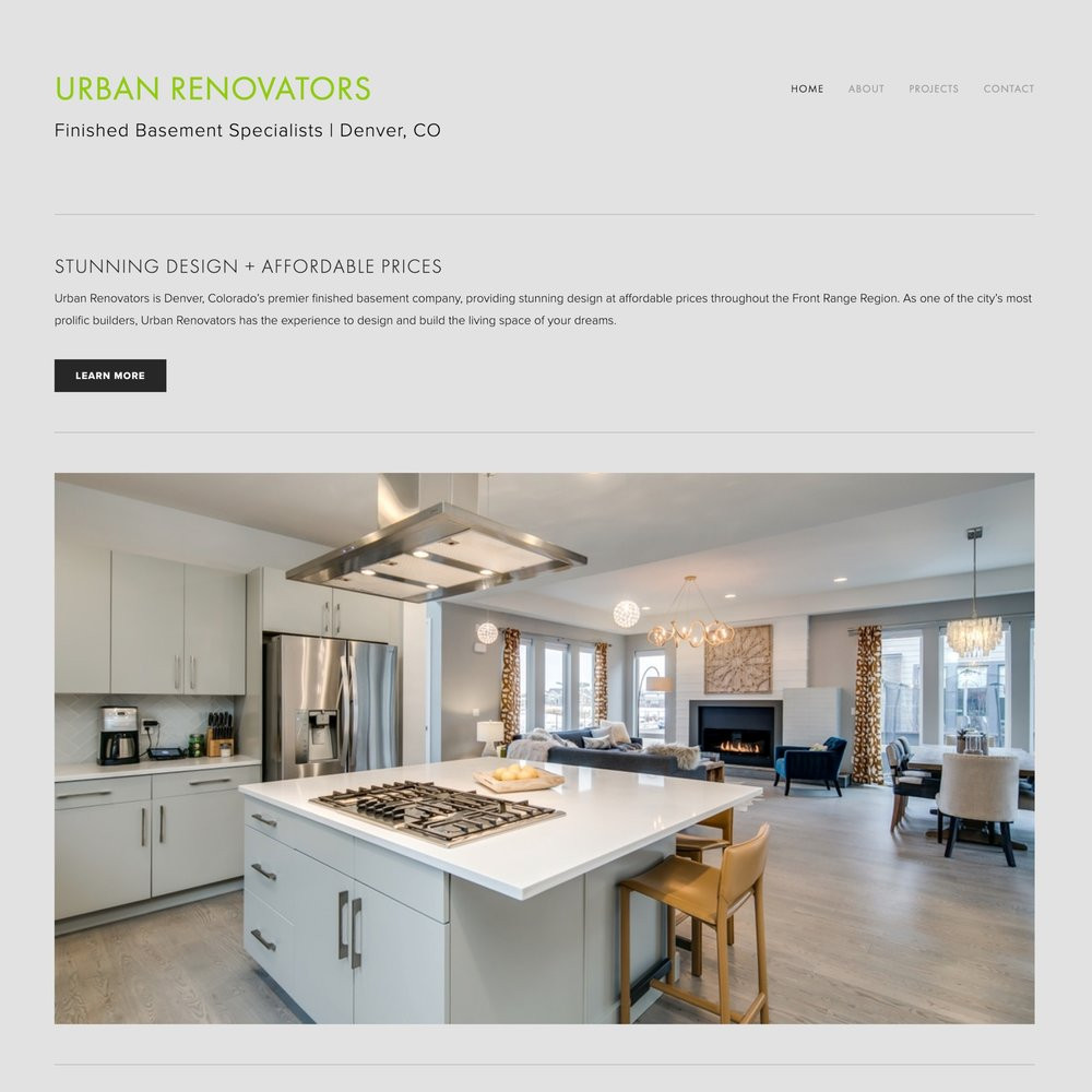 Urban Renovators (Coming Soon)