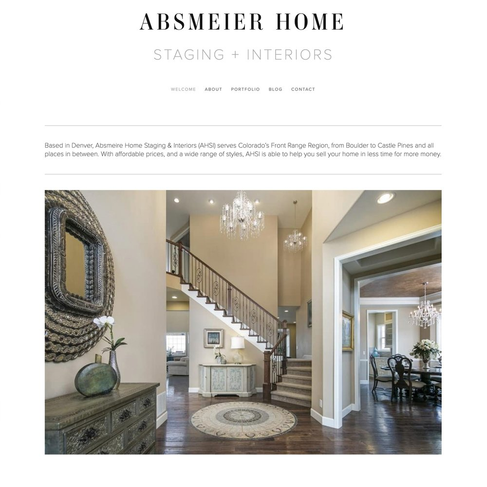 Absmeier Home (Coming Soon)