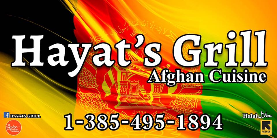 Visit Hayat's Grill on Facebook for the latest on his new food truck.