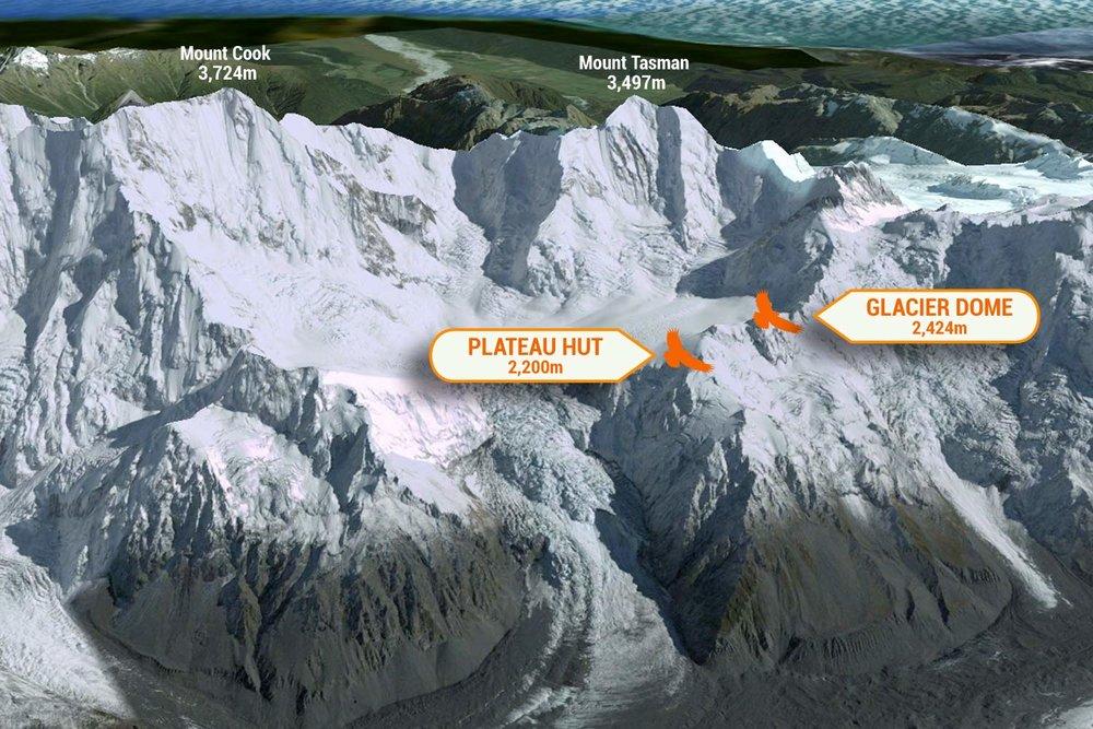 Grant Plateau area