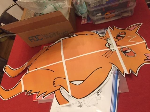 Fizzbert cutout