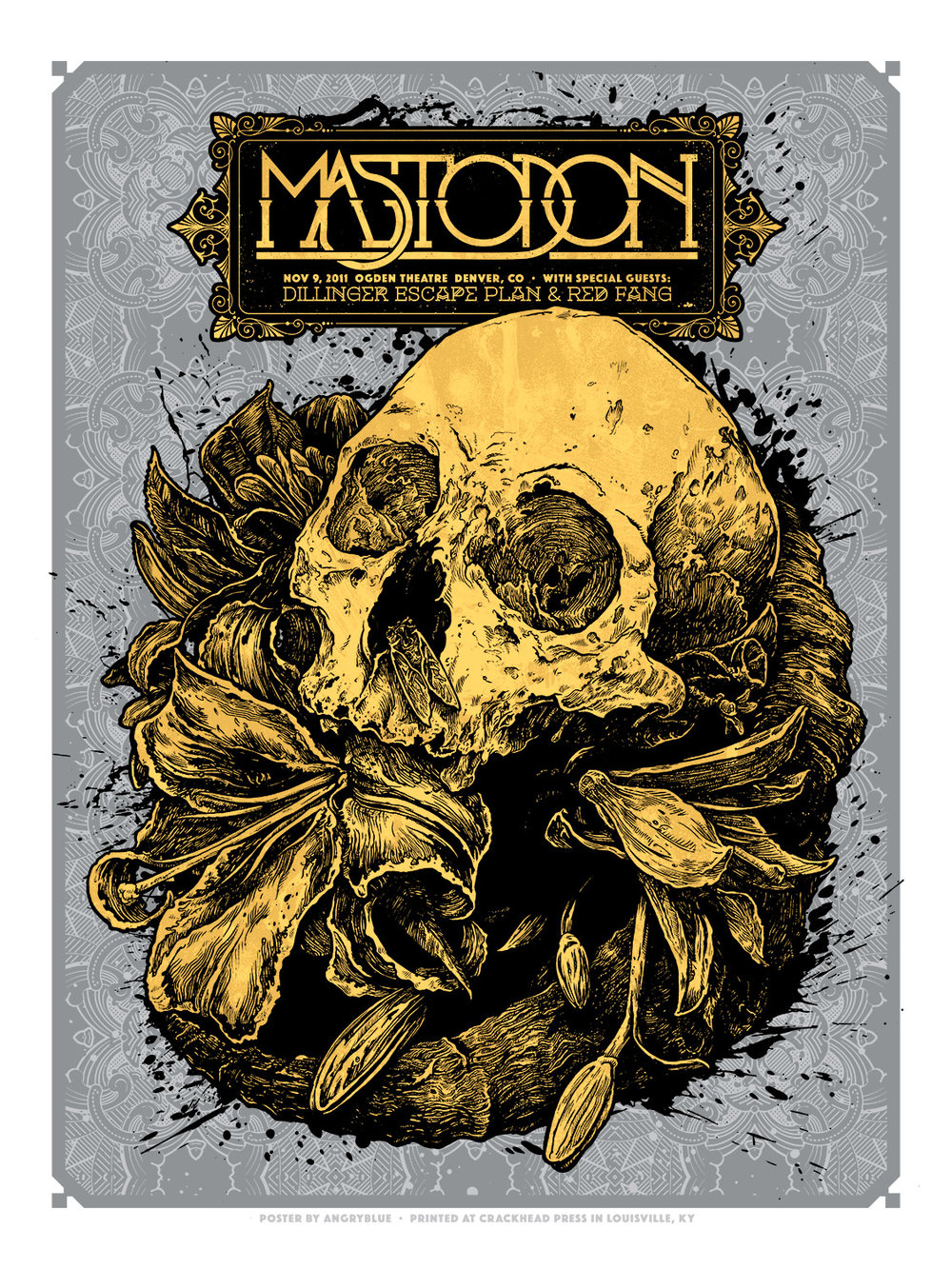 Angryblue poster for Mastodon.