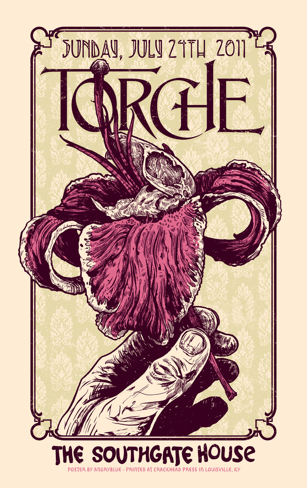 Torche & Helms Alee at the Southgate House