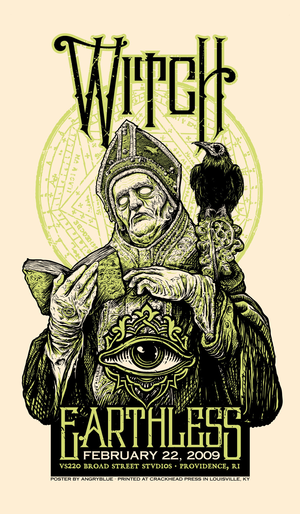 Witch & Earthless