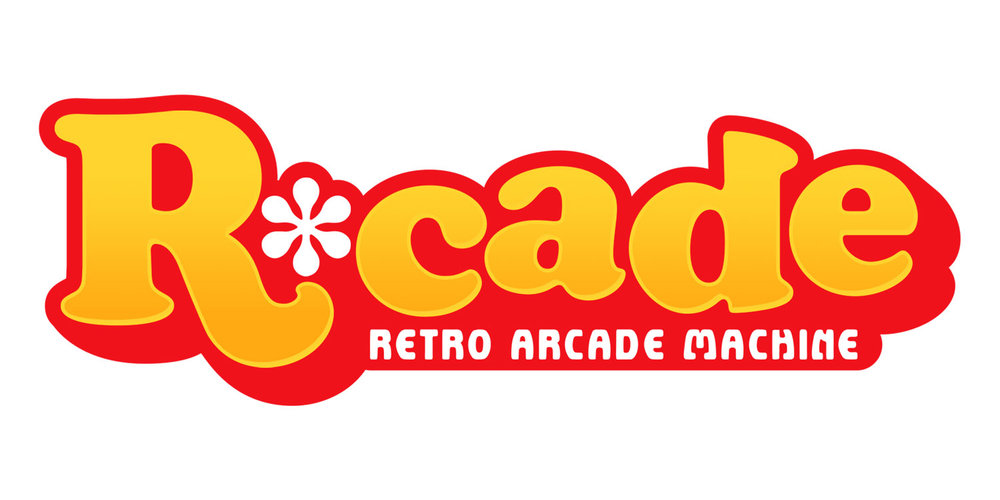 R*cade is a company making custom full-size and bar top arcade cabinets that house 600+ classic games in each system.