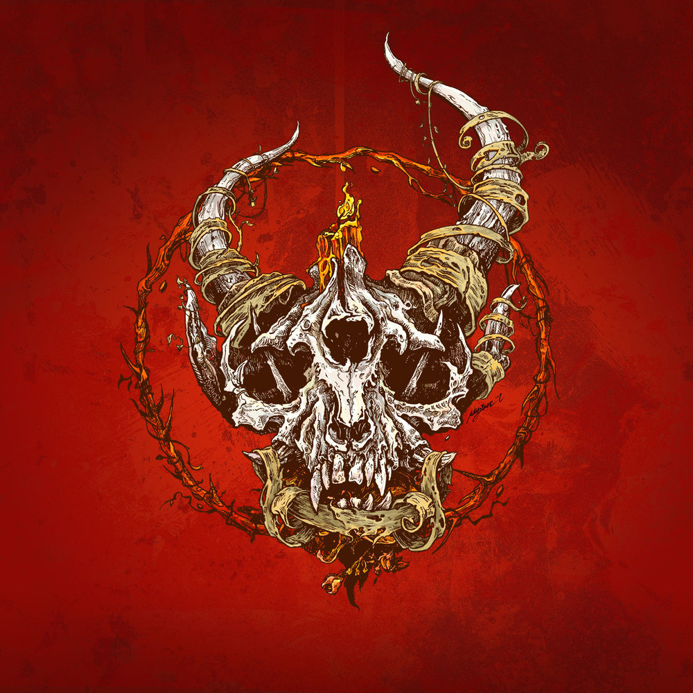 Demon Hunter Red