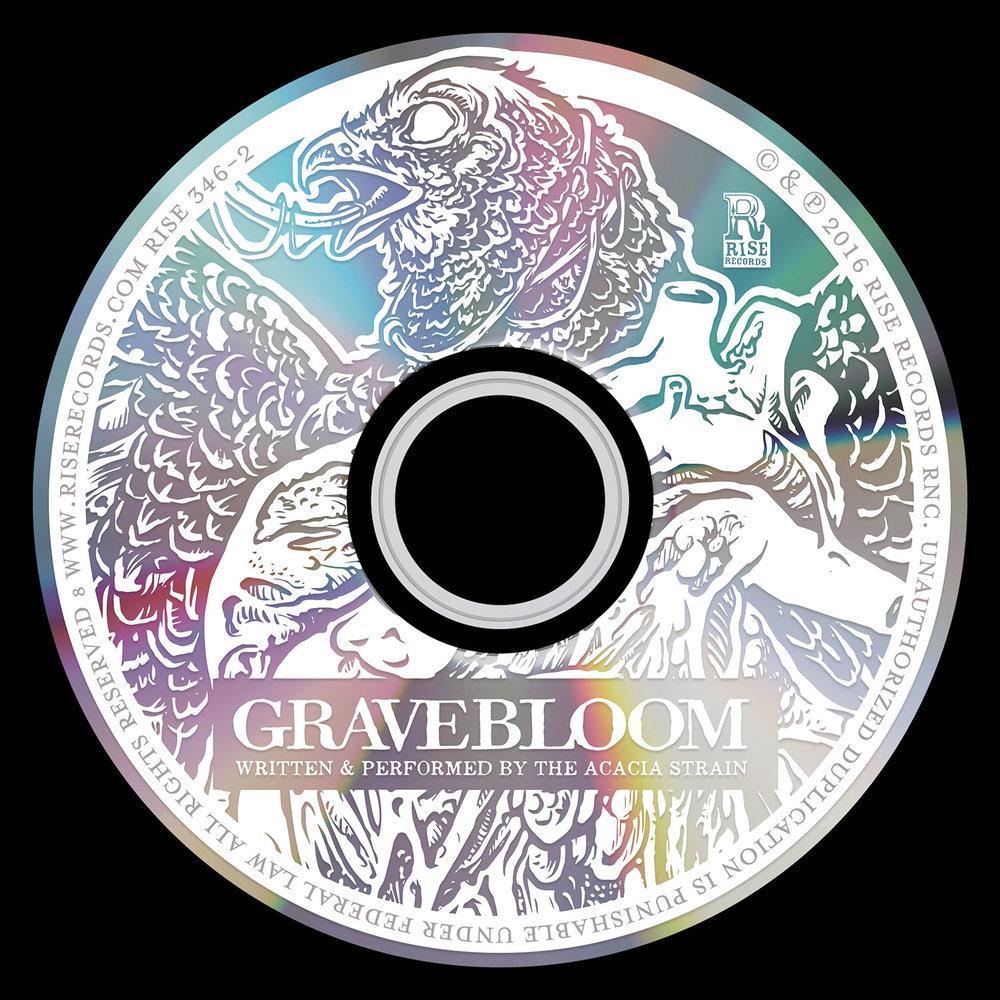 Disc art for Gravebloom