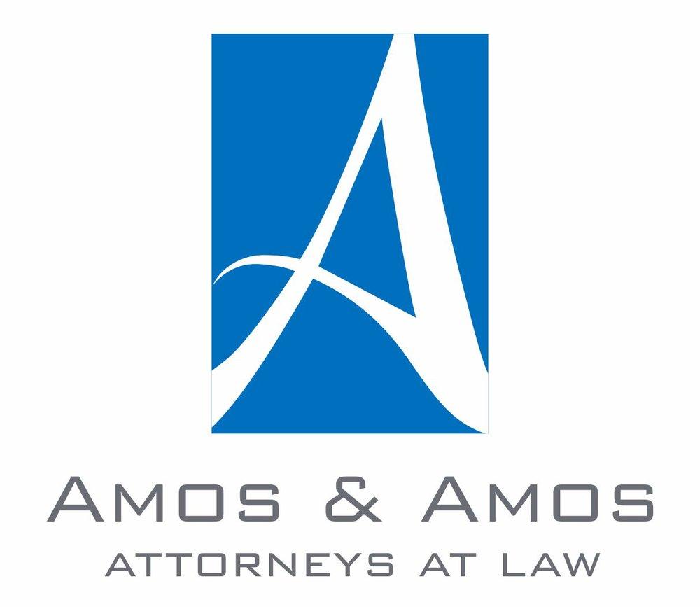 Amos & Amos | Logo Design by Cybergraph