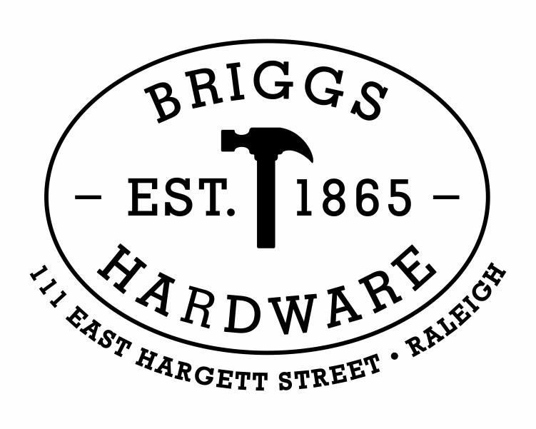 Briggs Hardware Logo - Modern | Logo Design by Cybergraph