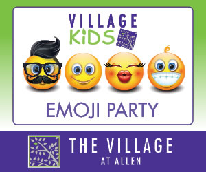Small Web Ad - Emoji Party