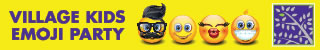 Emoji Party Web Ad