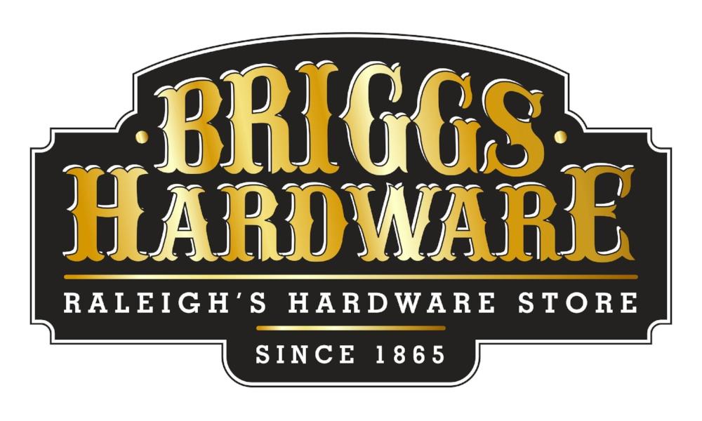 Briggs Hardware | Logo Design by Cybergraph
