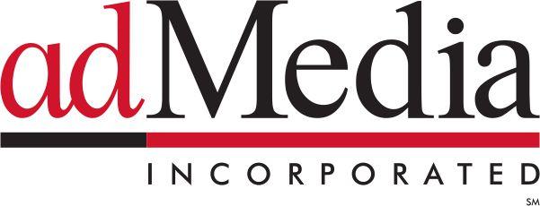 AdMedia | Logo Design by Cybergraph