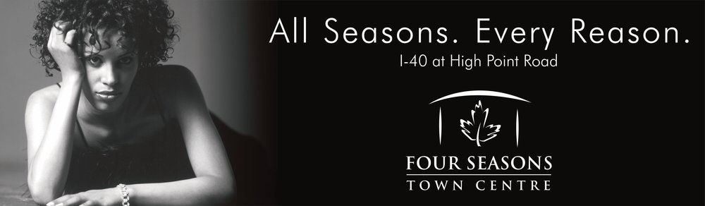 Four Season Branding Billboard Design by Cybergraph
