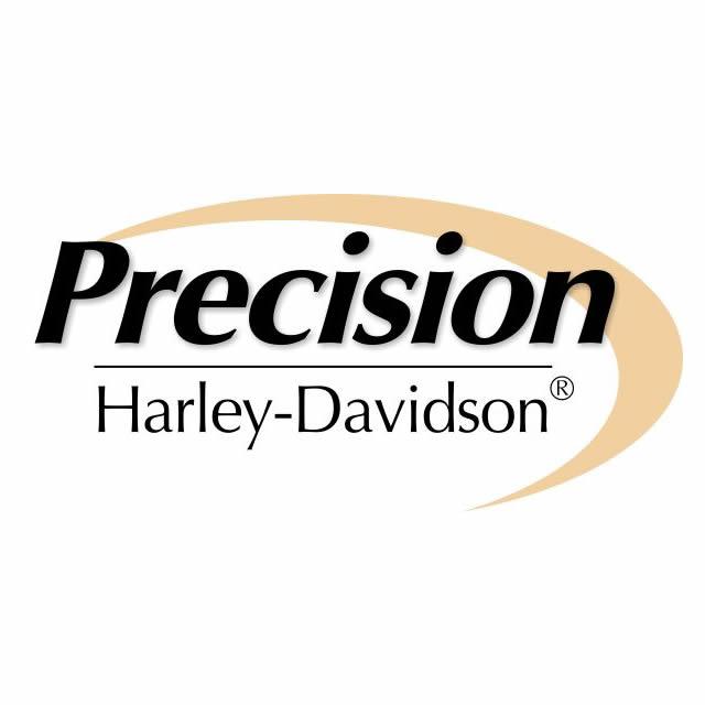 precision harley davidson logo design by cybergraph.jpg