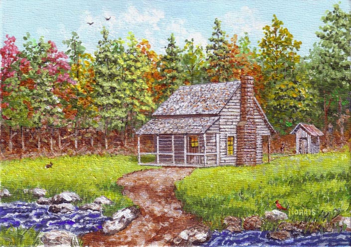 Maple Leaf Cabin