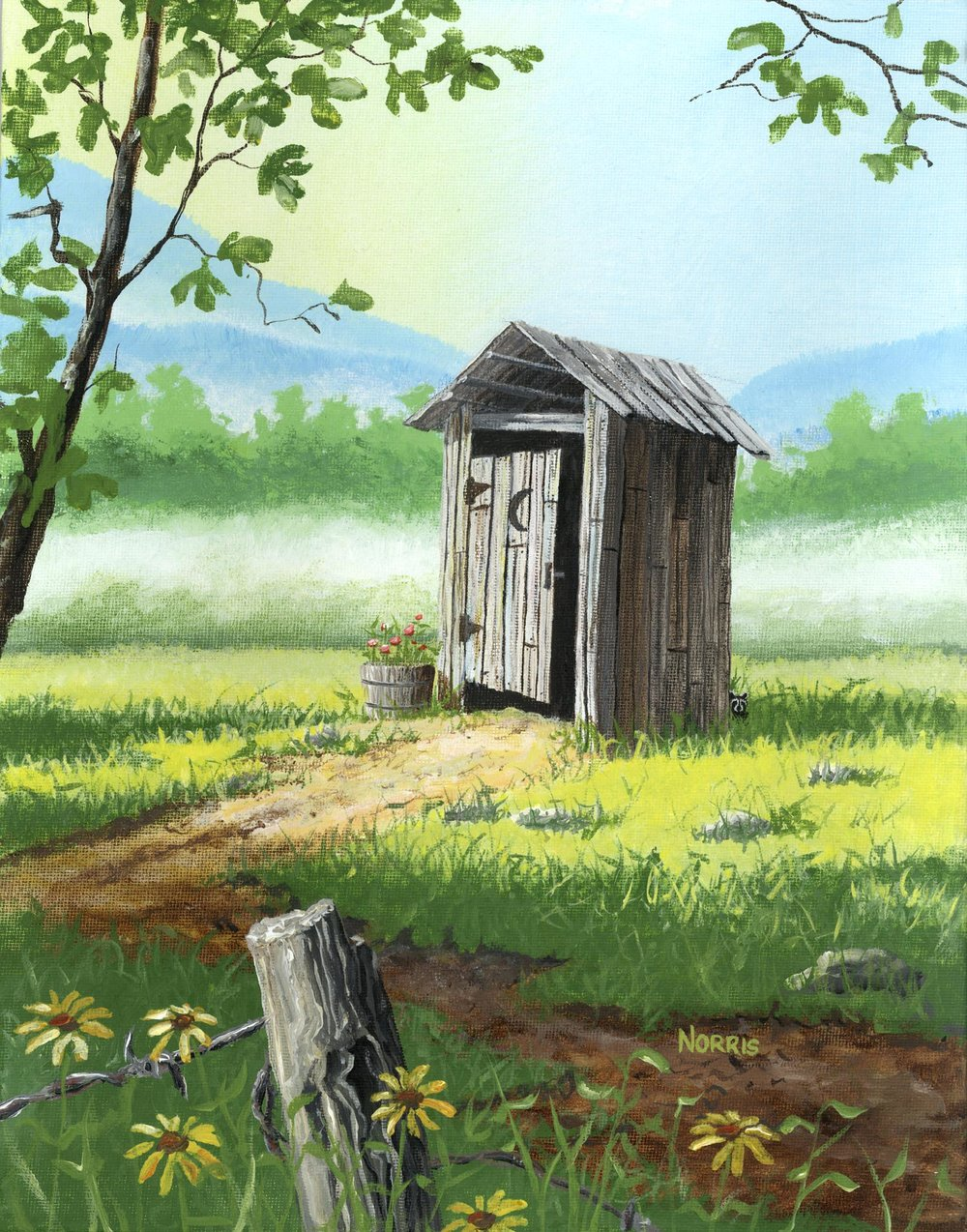 Outhouse #2