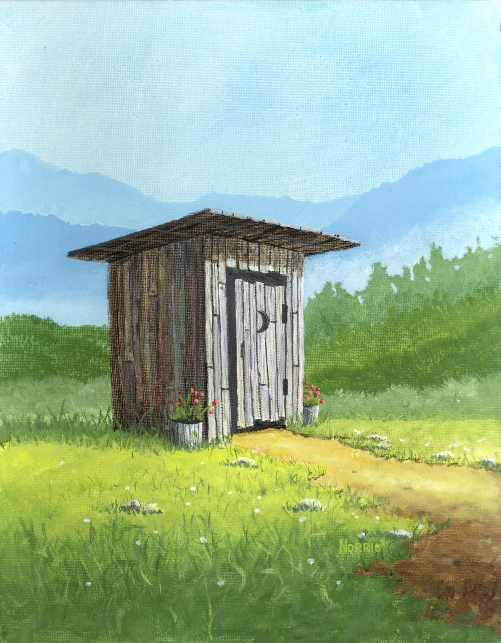 Outhouse #3