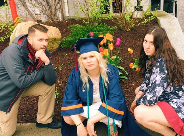 "The Larocca Kids bout to drop the hottest mixtape of 2017. It's called ""My Diploma (I'm In Debt)"""