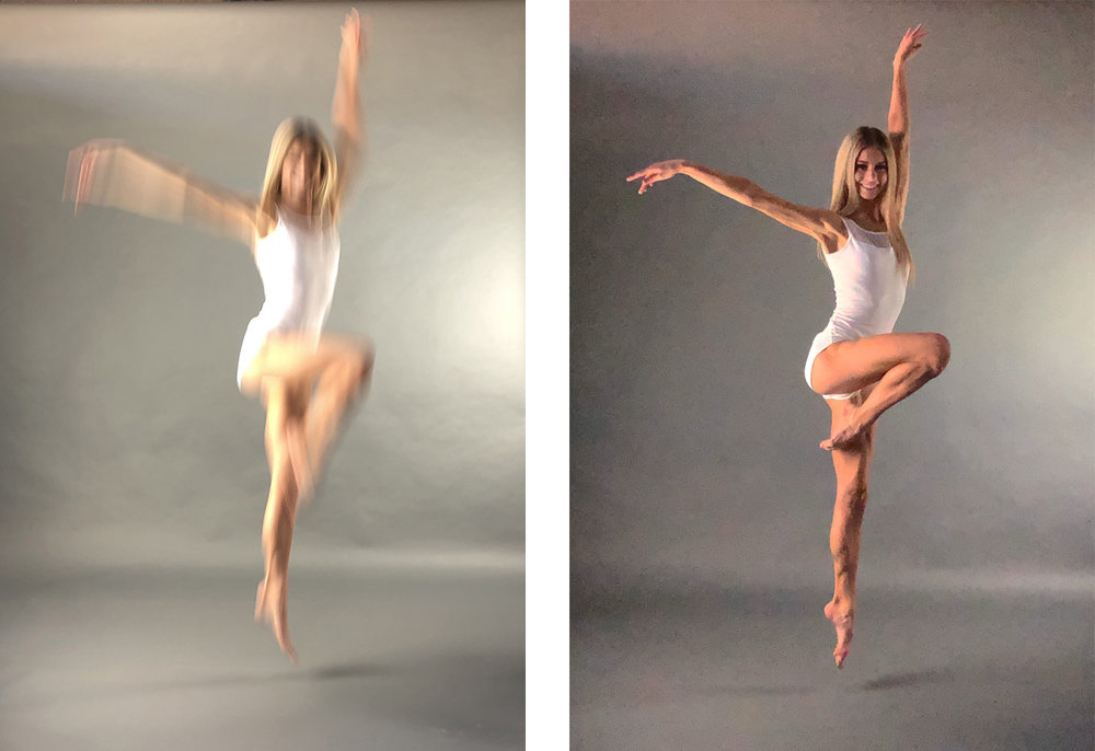 Learn to take better dance photos with your iPhone. Scottsdale dance photographer Emily Black offers free iPhone tips and tricks to catch those awesome dance moves.