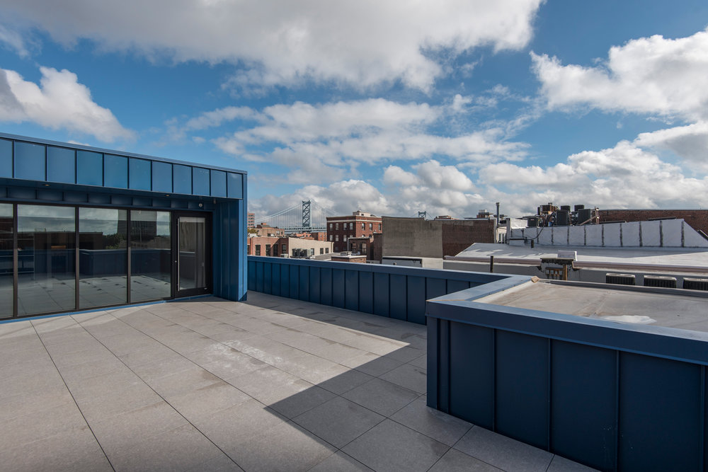 233 Chestnut Street | Penthouse Upper Terrace