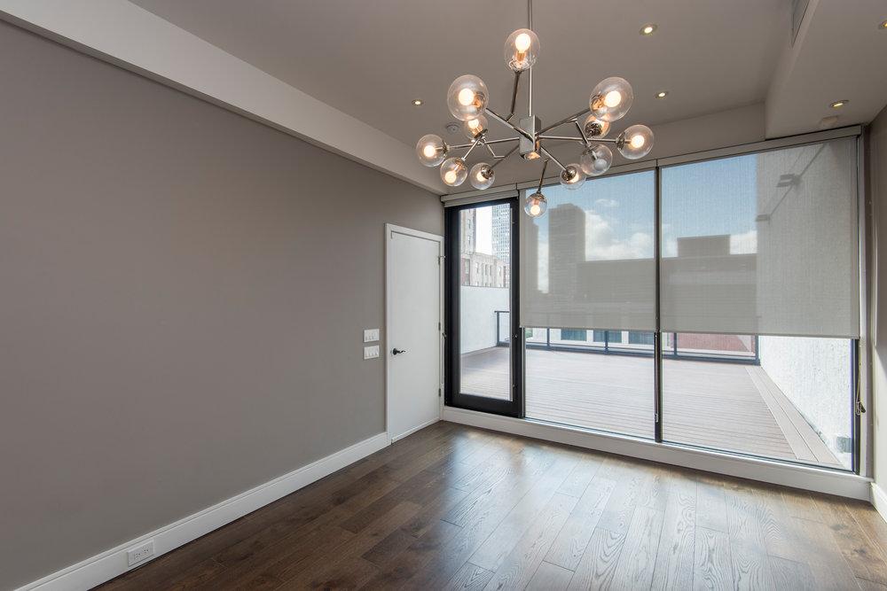 233 Chestnut Street | Penthouse Entry & Terrace