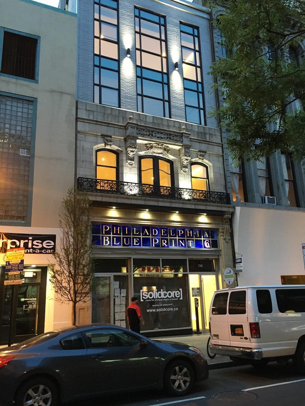 725 Chestnut Street | Exterior