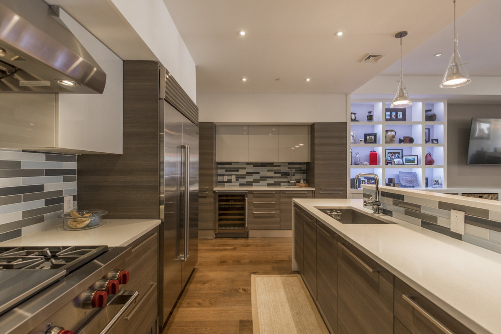233 Chestnut Street | Penthouse Kitchen