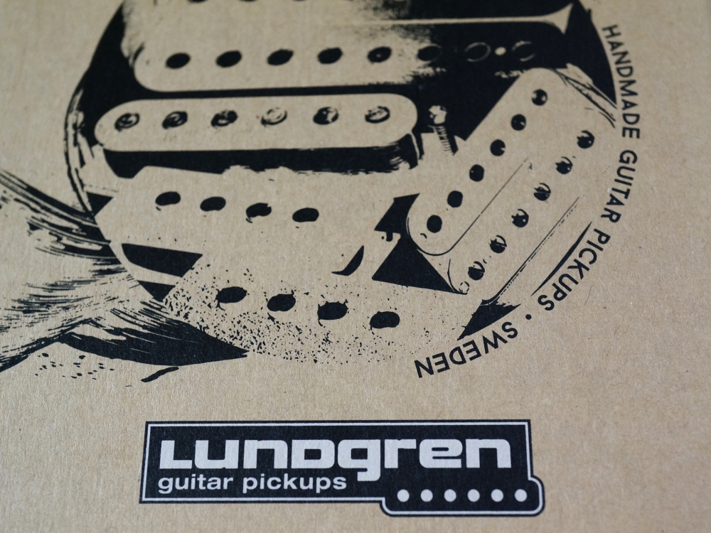 Lundgren Guitar Pickups
