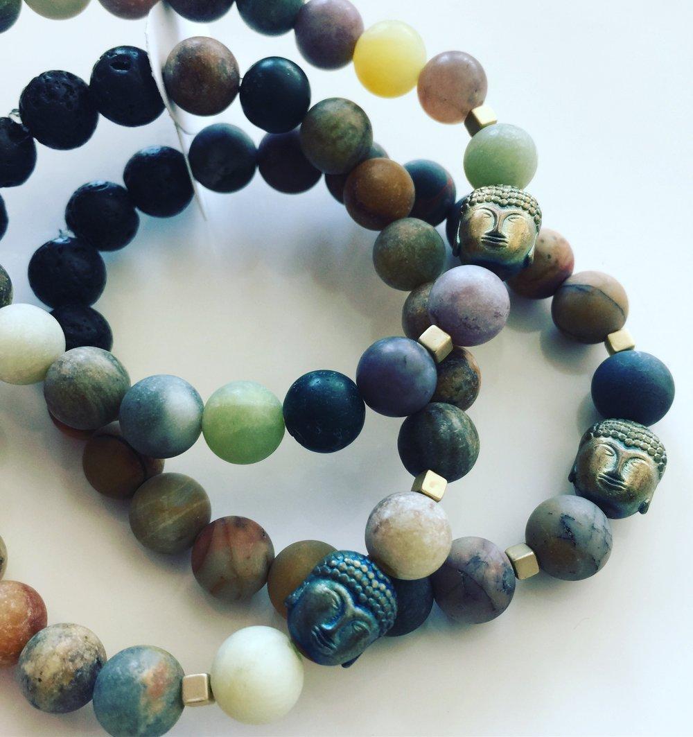 Buddha Meditation Bracelet