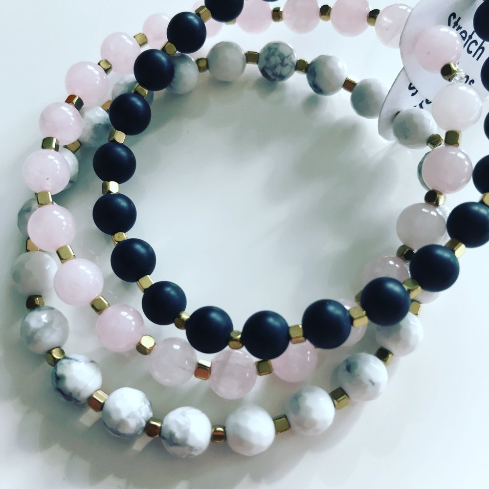 Mini Stack Bracelet Set